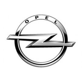 Crossland 5dr SUV 2017 - RELINGI ZINTEGROWANE